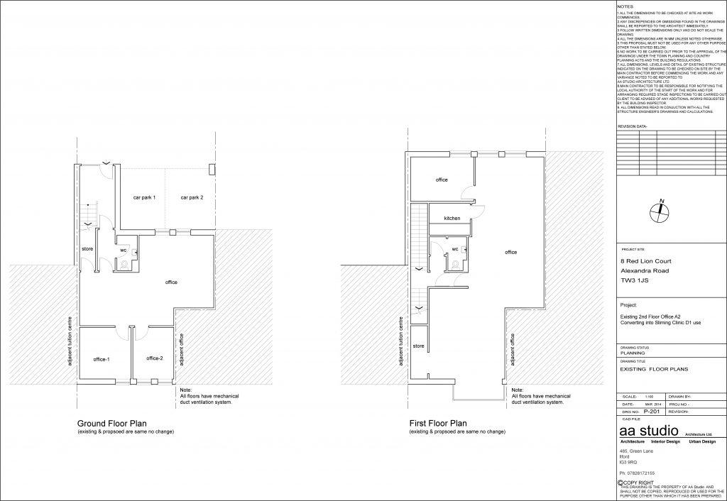 Architecture Services Hounslow