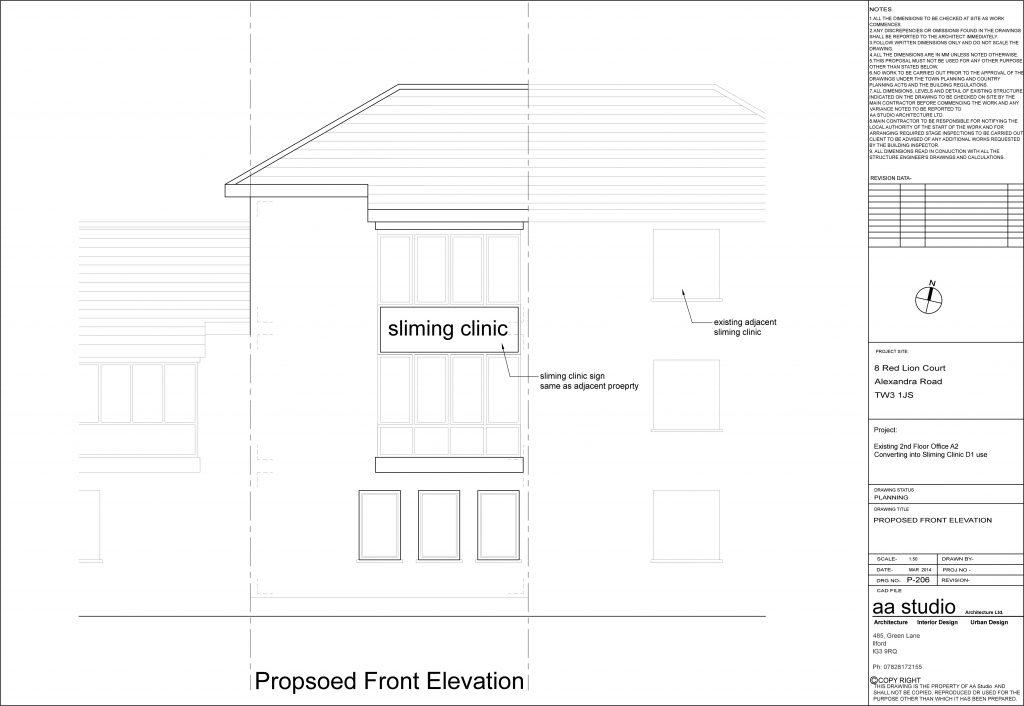 Commercial Planning Permission Hounslow