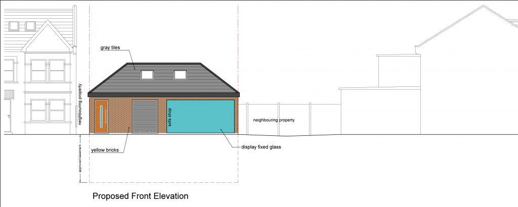 Architecture Services Ilford Lane