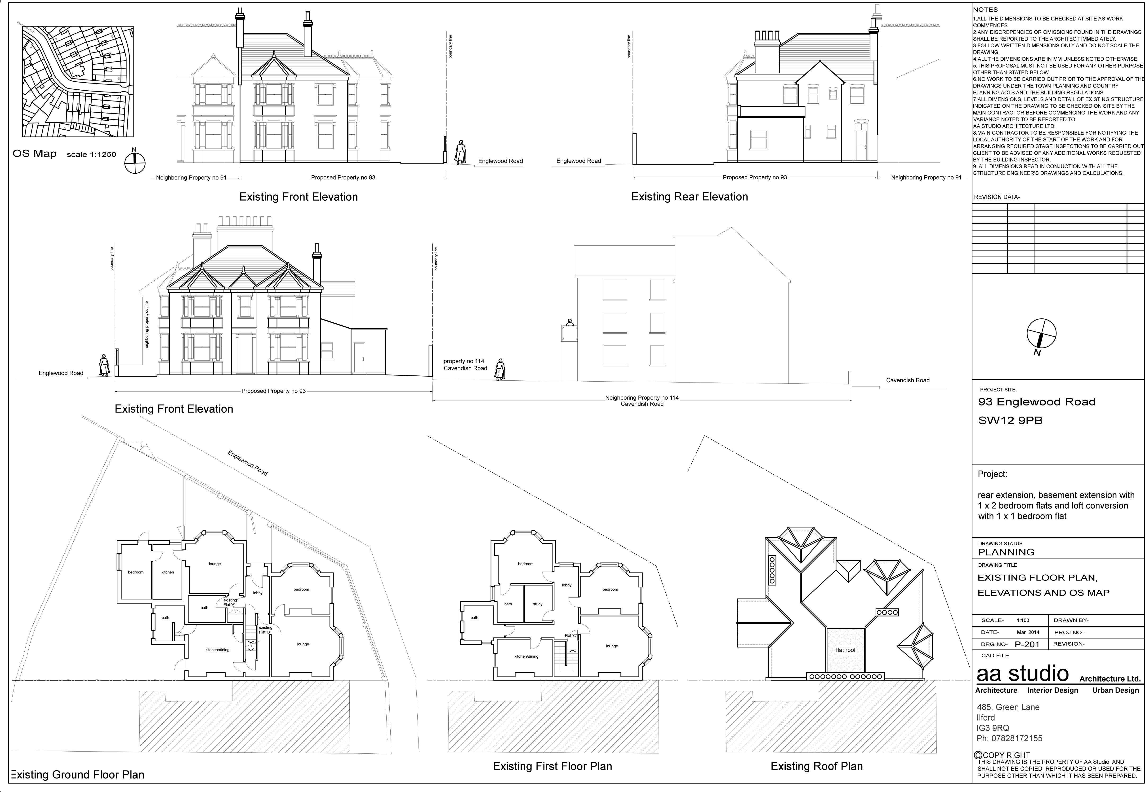 extension basement loft conversion in clapham