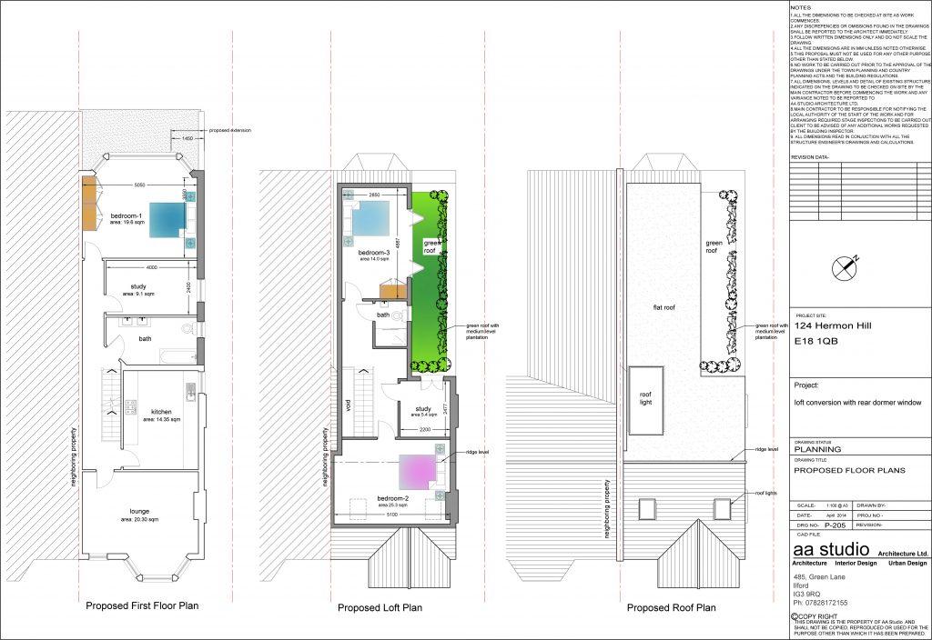 Architecture Extension Ilford
