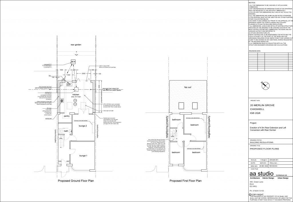 Loft Conversion Chigwell