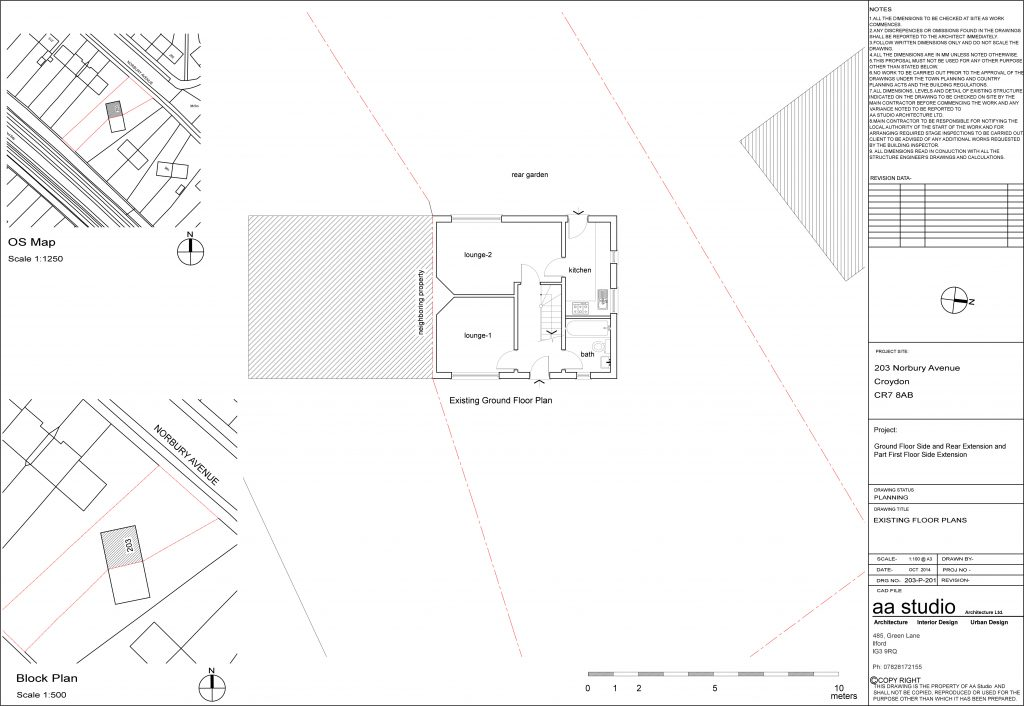 Architecture Services Croydon