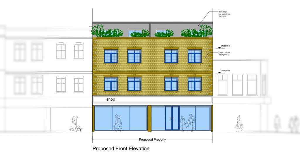 House Extension Whitechapel
