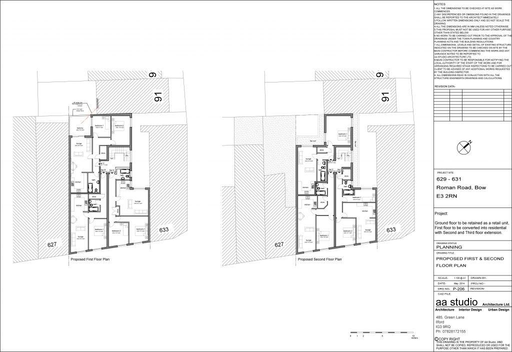 Planning Permission Whitechapel