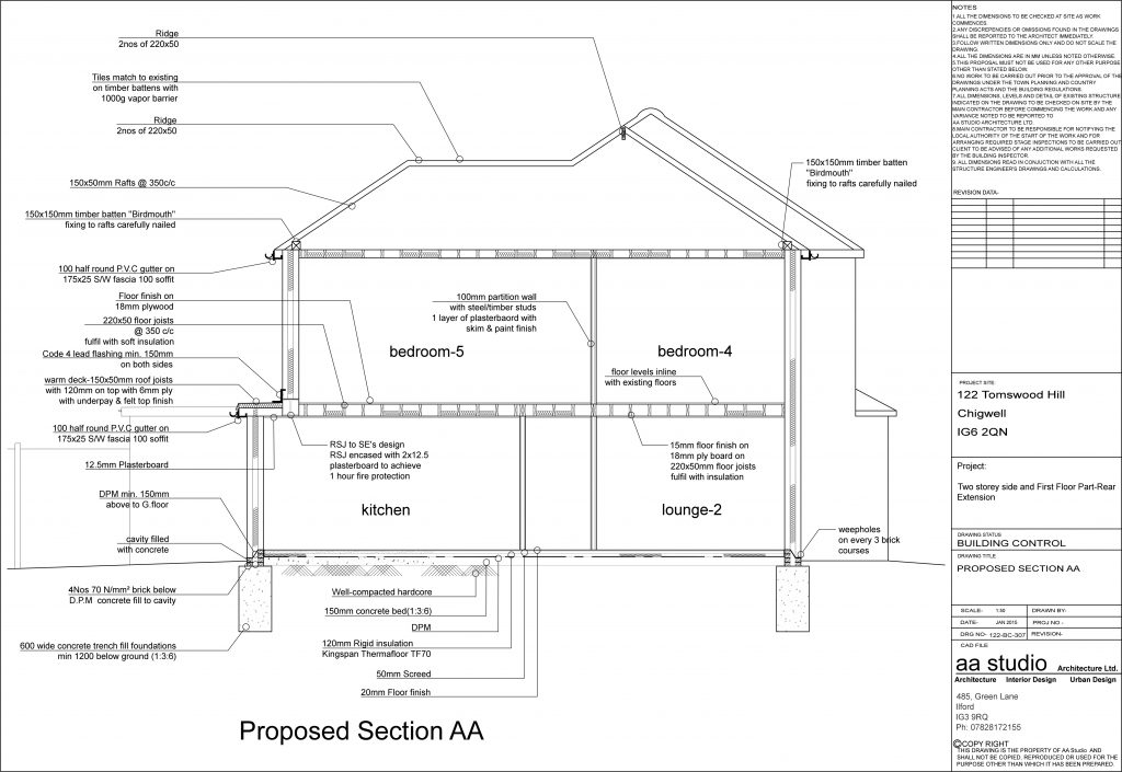 House Extension Chigwell