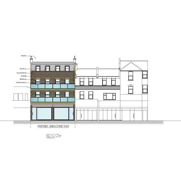 Residential Development Green Street, E13