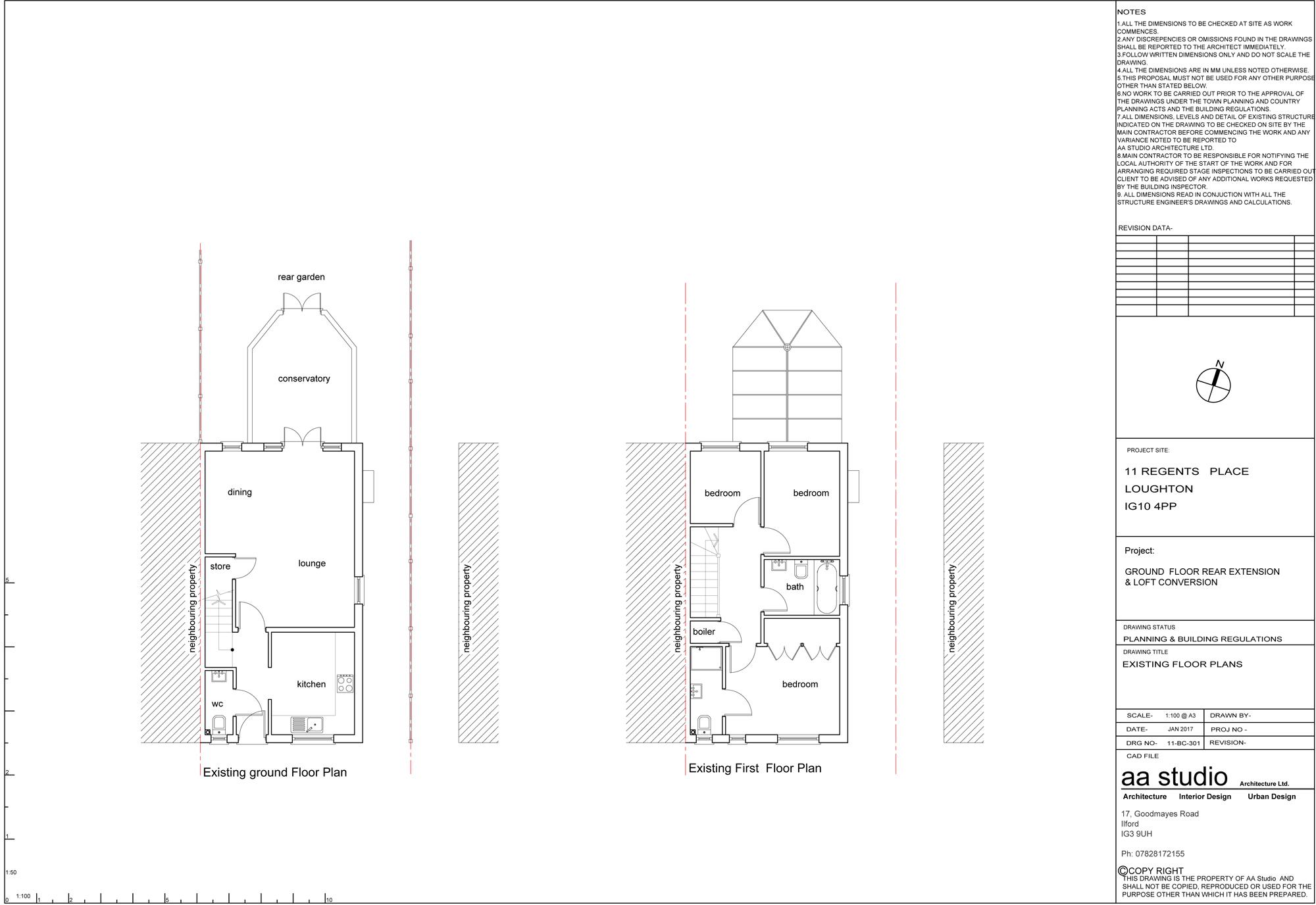 Architectrue Services Loughton