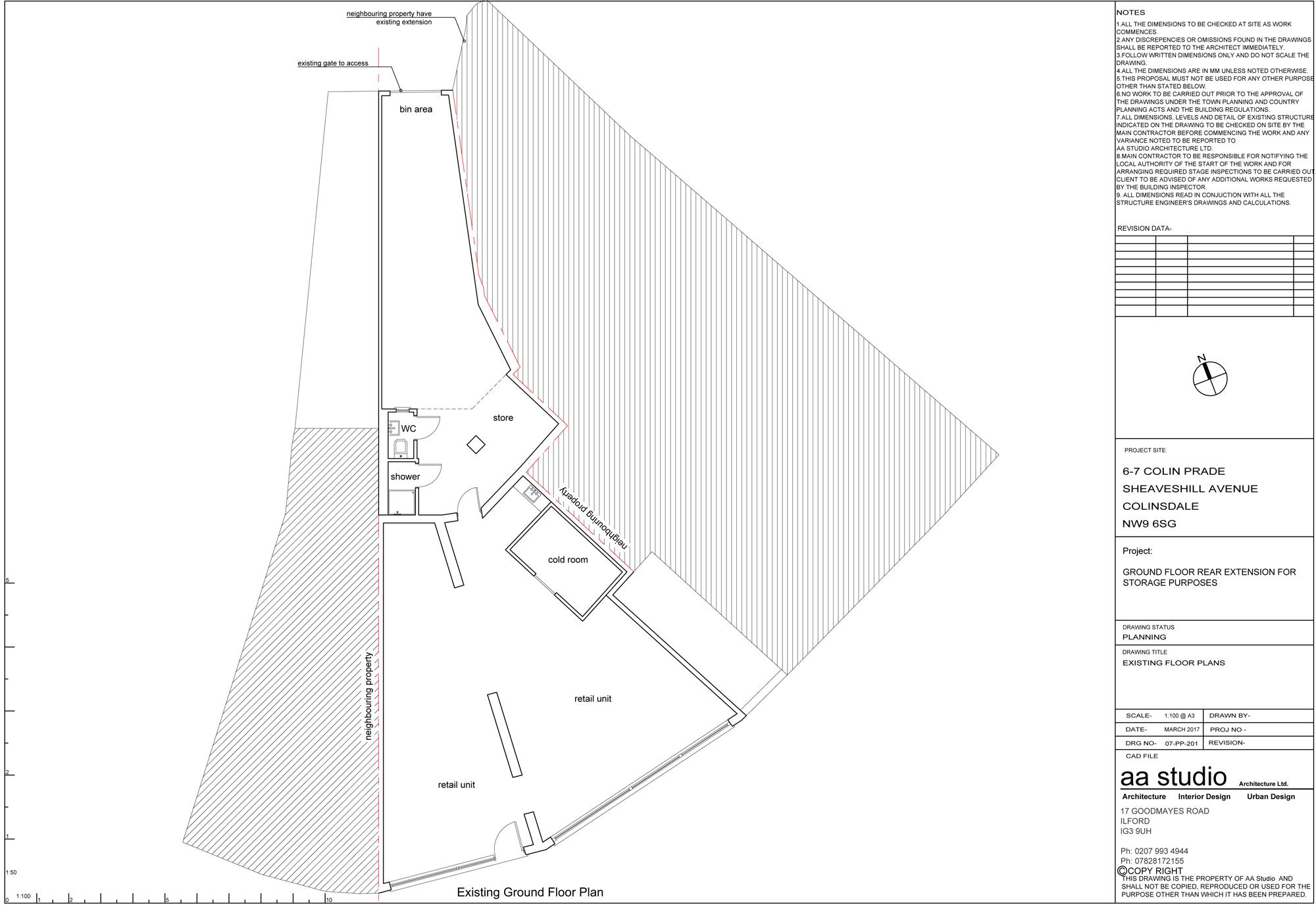 Architecture Service Colinsdale
