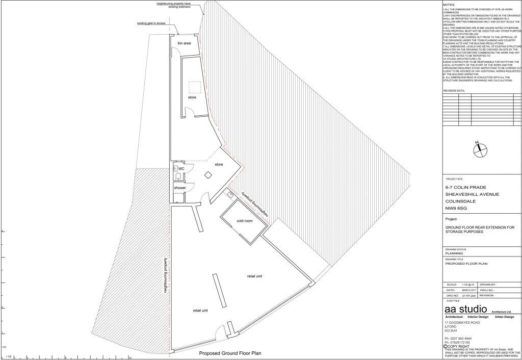 Architecture Services Colinsdale