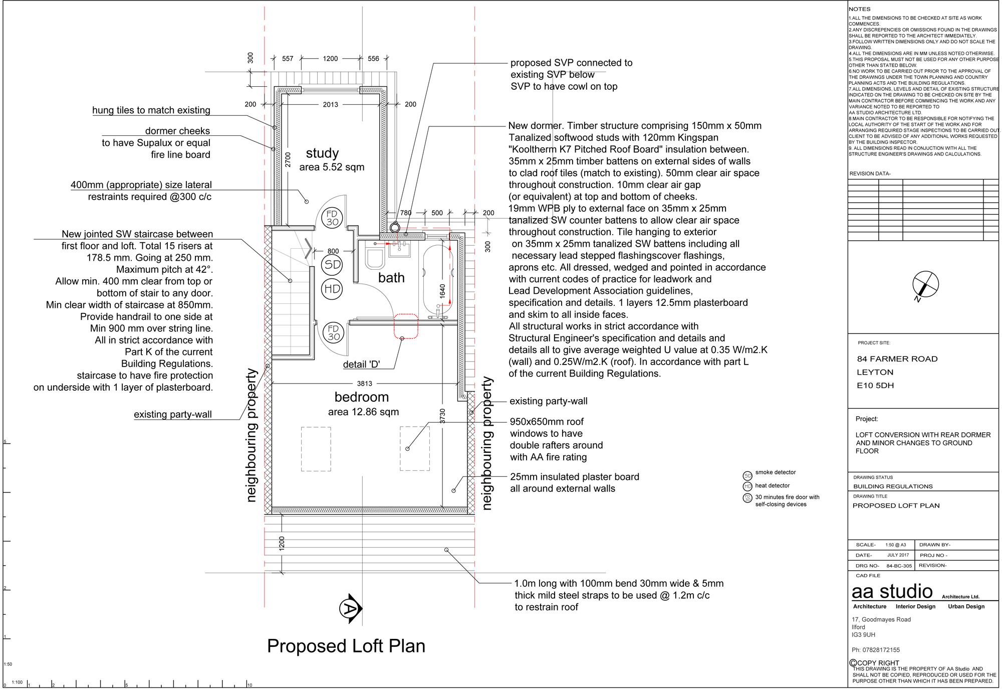 Creative Loft Design Walthamstow