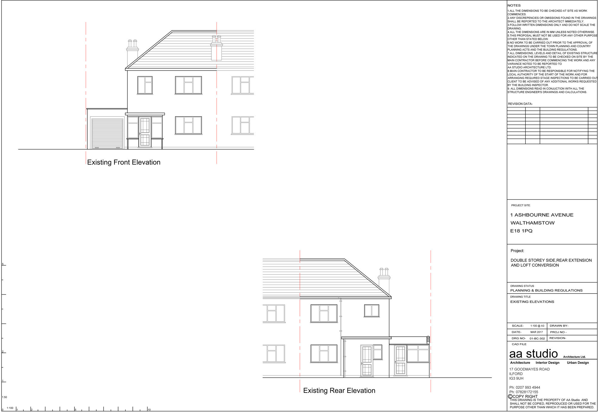 Double Storey Side Extension Walthamstow