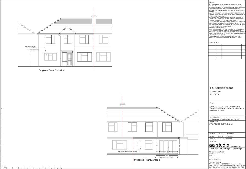 House Extension Design Romford