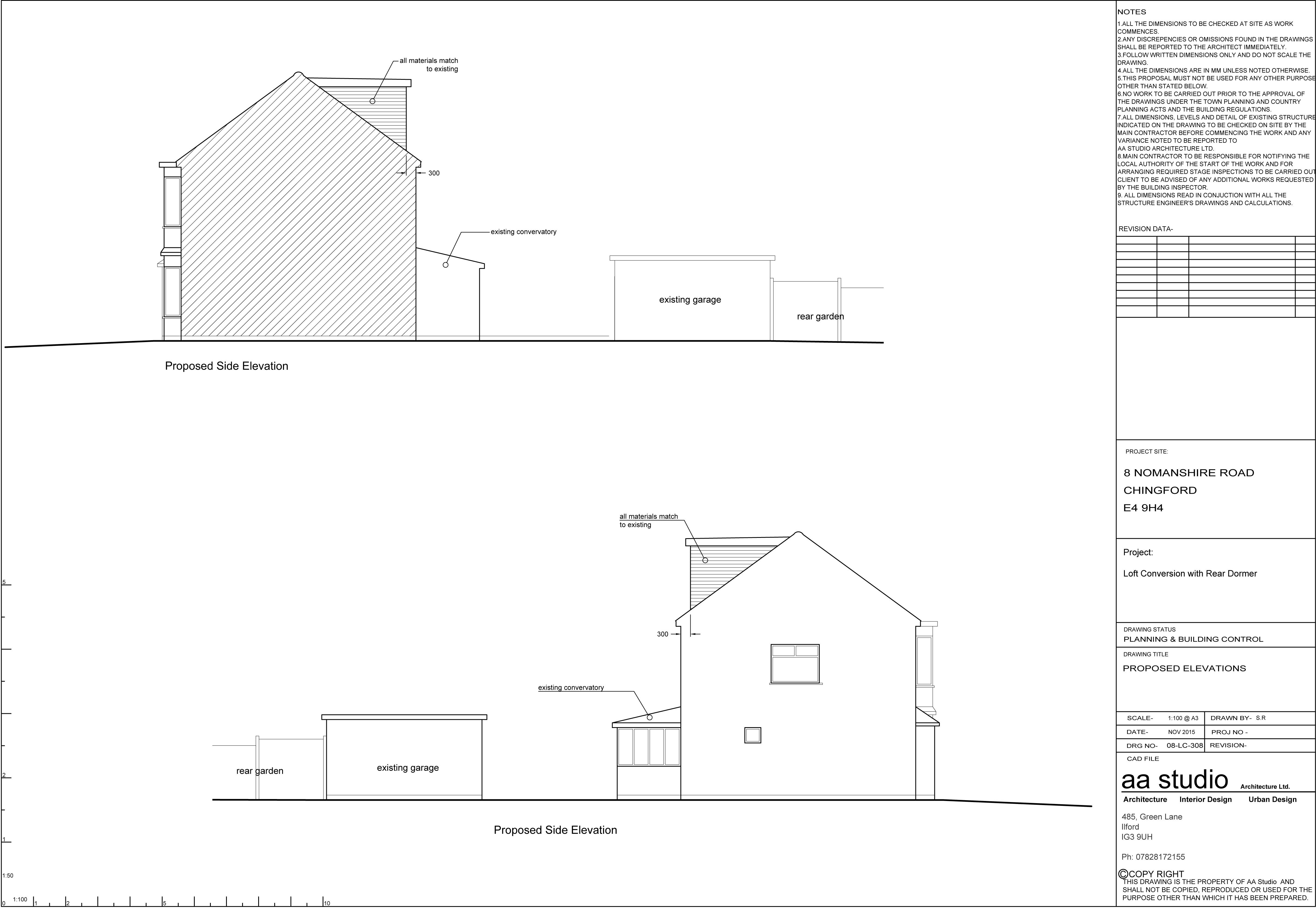 Loft Conversion Chingford