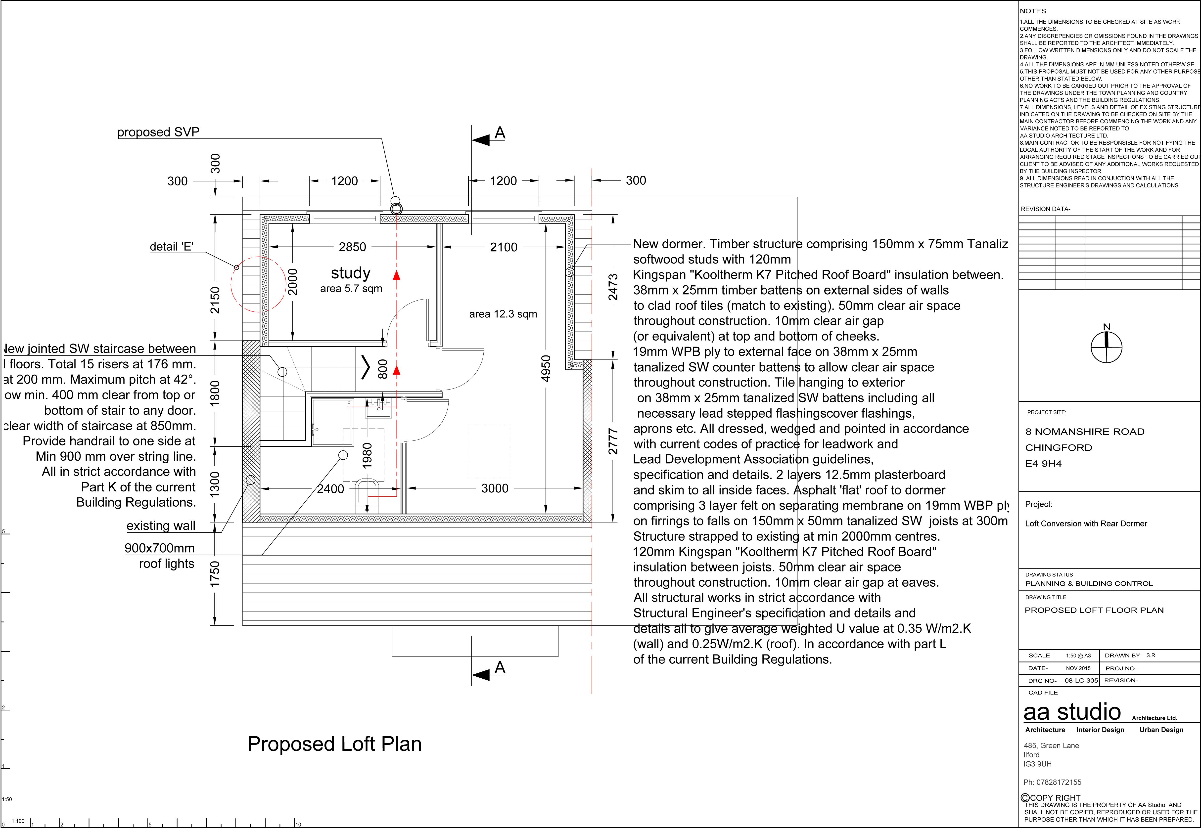 Loft Conversion Chingford_