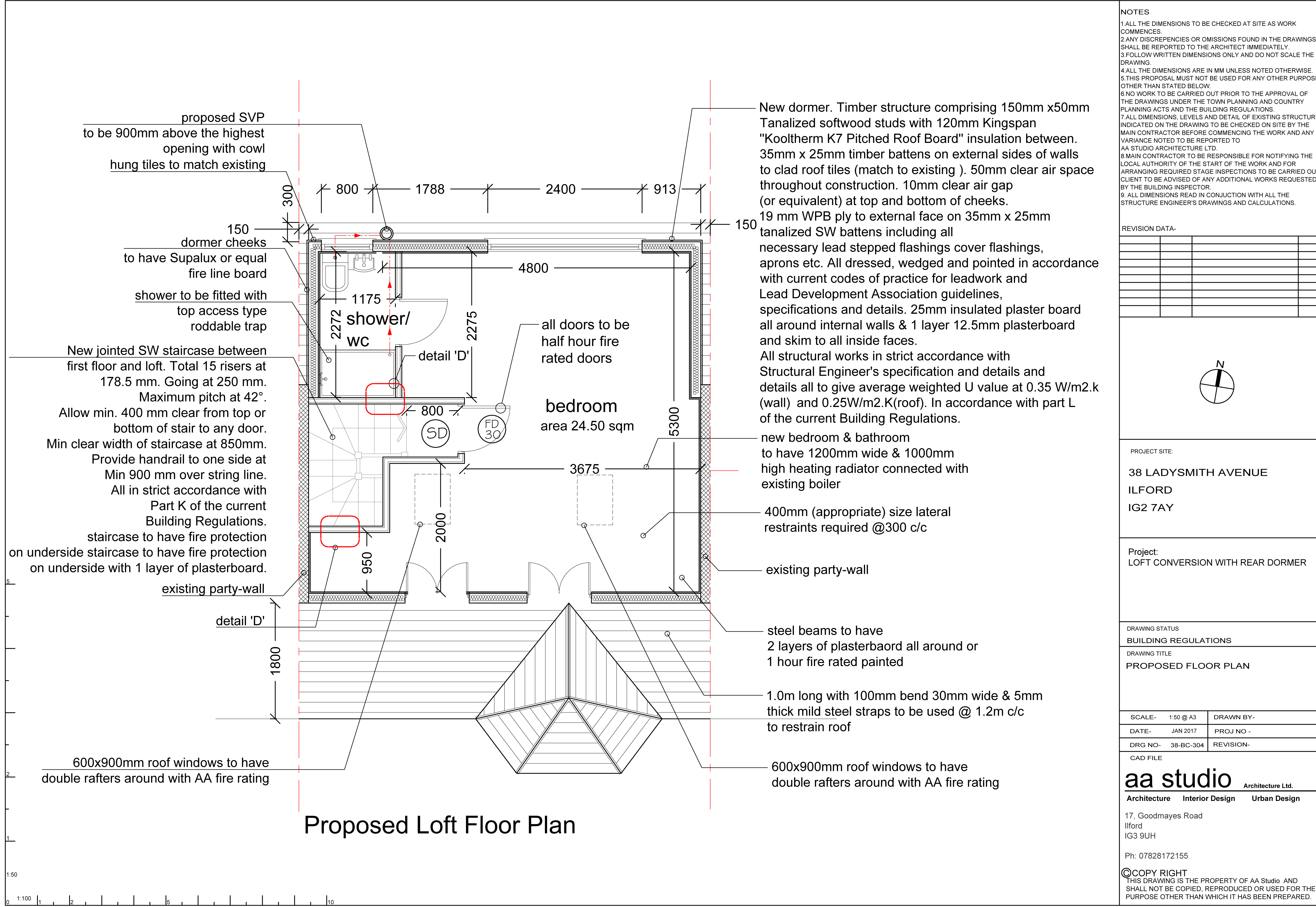 Loft Conversion Ilford