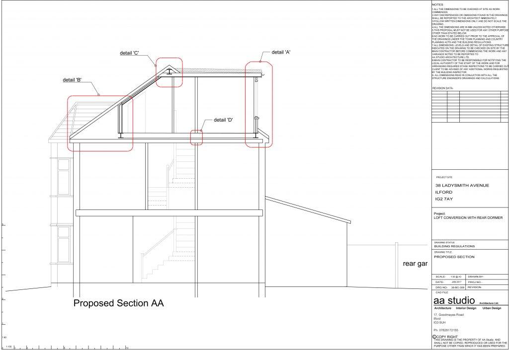 Loft Extension Design Ilford