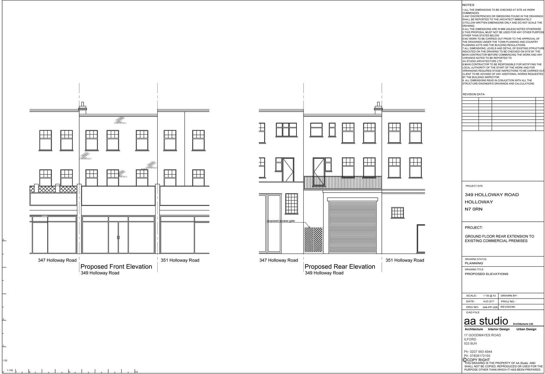 Architecture Design Holloway