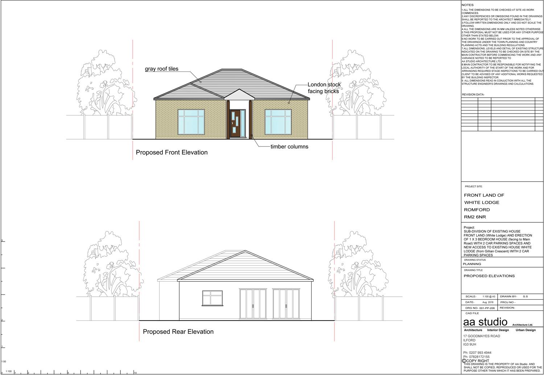 Architecture Design Service Romford