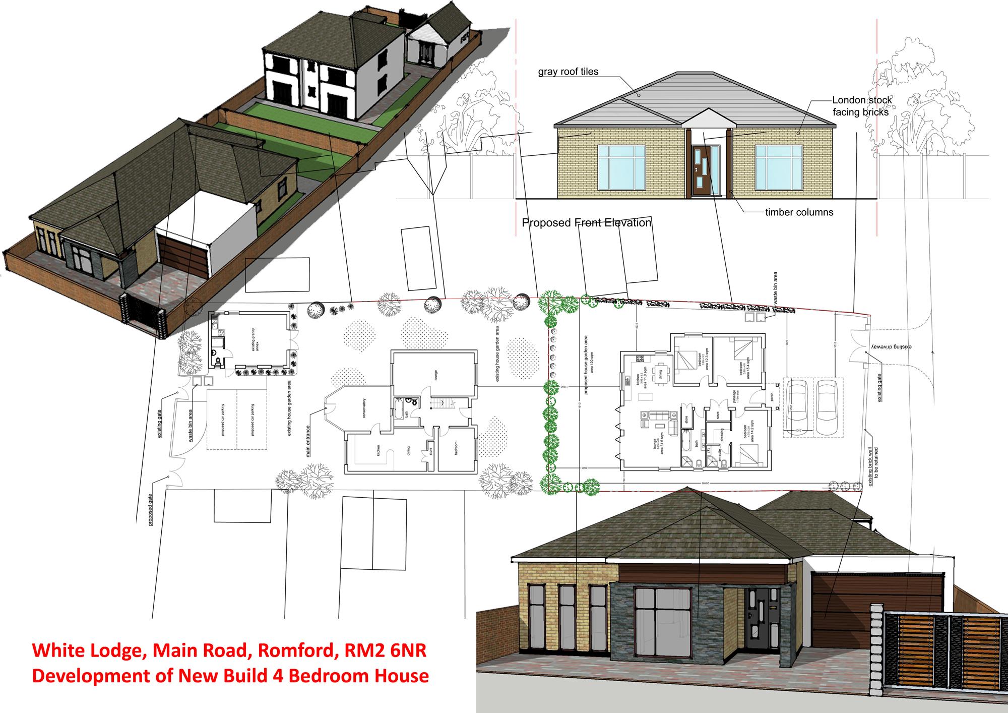 Architecture Service Romford