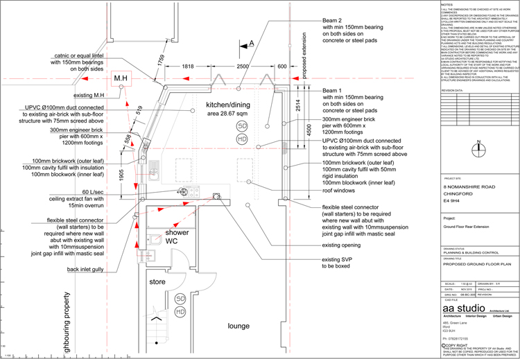 Architecture Services Camden Town